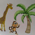 ζωγραφια παιδικο δωματιο4