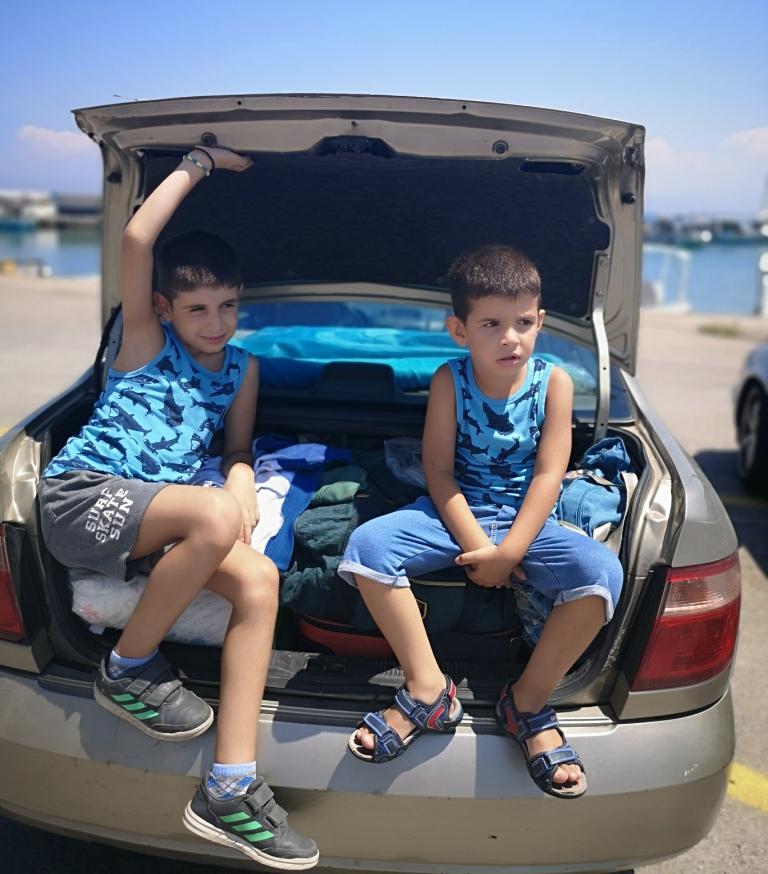 Tips πώς θα απασχολήσετε τα παιδιά σας στο ταξίδι