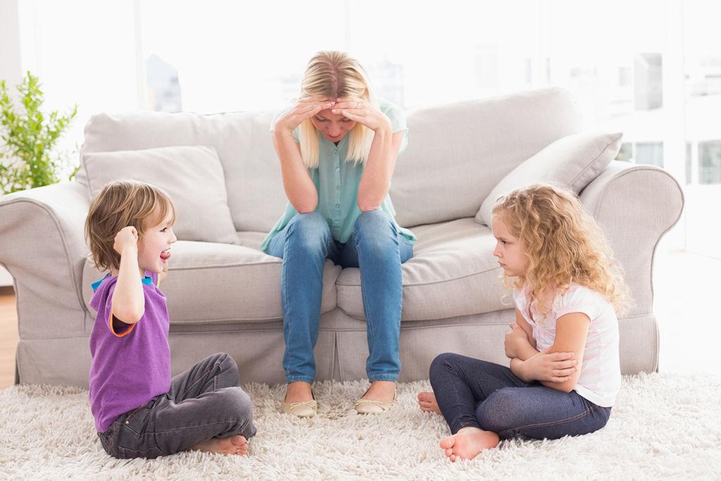 Πώς να αντιμετωπίζετε τους τσακωμούς των παιδιών σας;