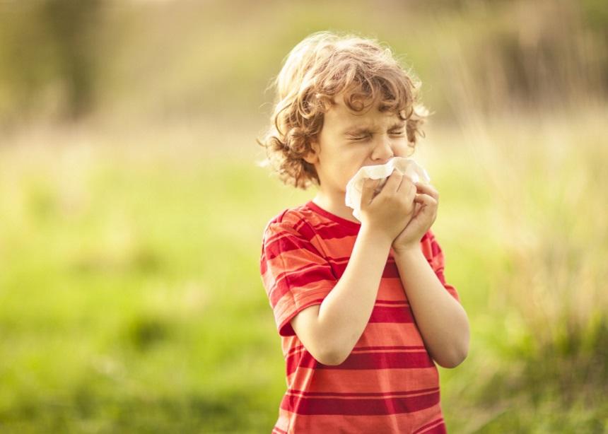 Ιώσεις και αλλεργίες της Άνοιξης