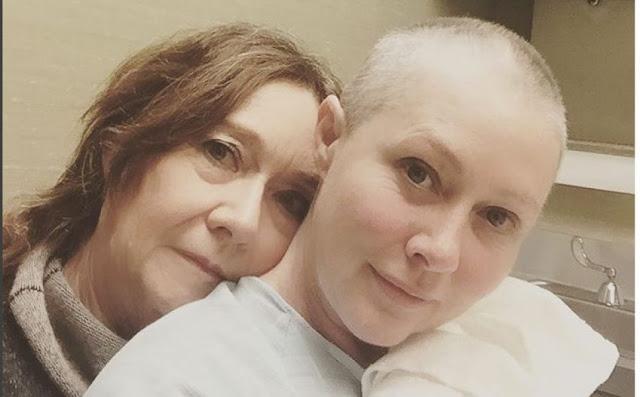 Νίκησε τον καρκίνο η Σάνεν Ντόχερτι η πρωταγωνίστρια του Μπέβερλι Χιλς