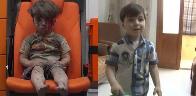 Έτσι είναι σήμερα το αγόρι σύμβολο της Συρίας που συγκλόνισε την ανθρωπότητα