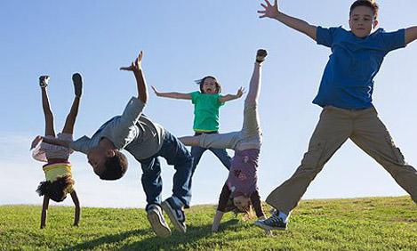 Kαλοκαιρινές δραστηριότητες με τα παιδάκια σας