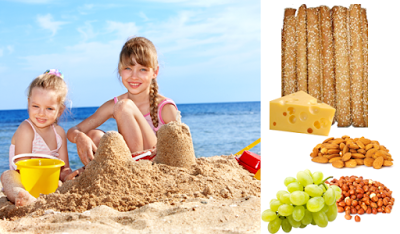 Συμβουλές για την καλοκαιρινή διατροφή των παιδιών!