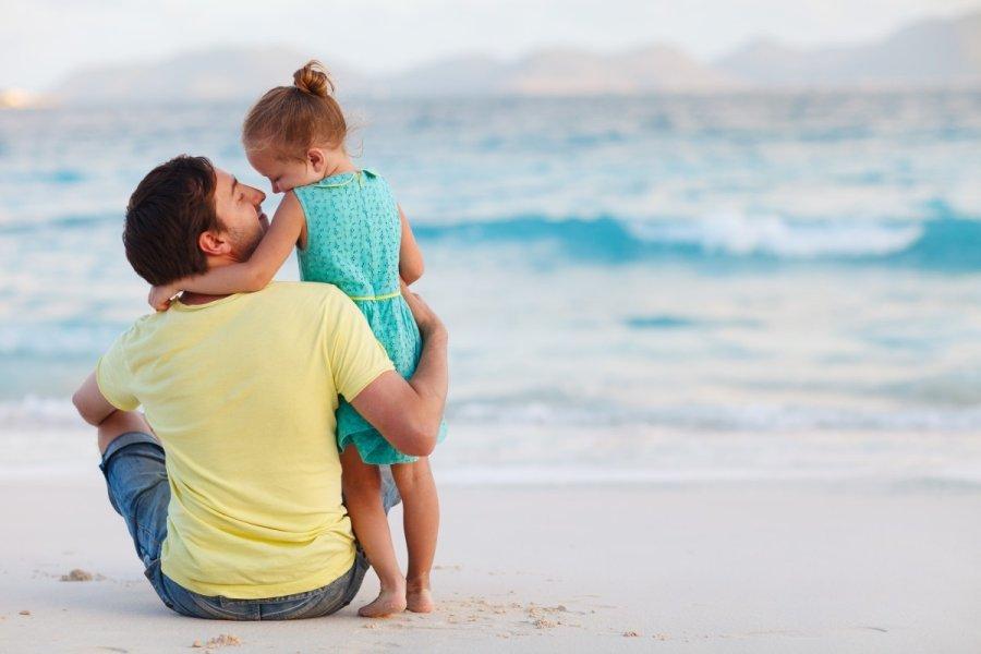 Τι σημαίνει μπαμπάς για ένα παιδί;