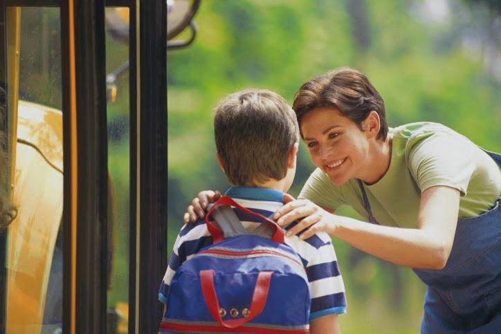 5 tips για να χαλαρώσει το παιδί σας όταν γυρίσει από το σχολείο