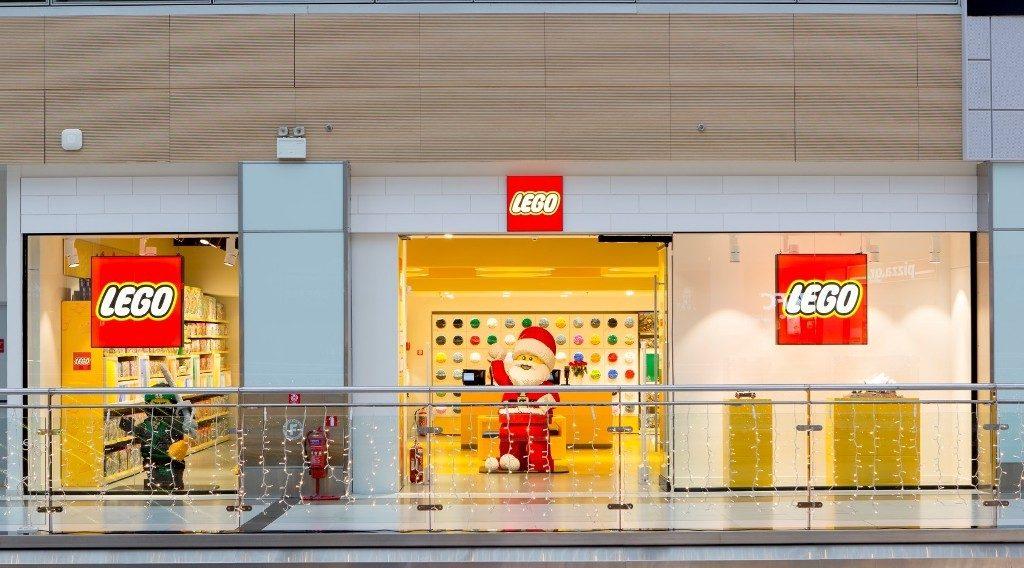 Είναι πολλοί οι λόγοι που πρέπει να επισκεφτείτε το νέο LEGO® Store στο The Mall Athens