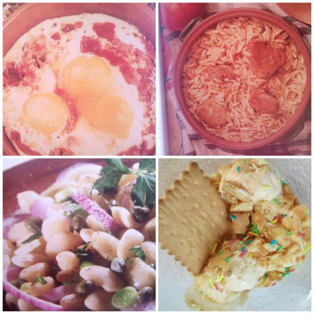 Τι θα φάμε σήμερα μαμά; Εβδομαδιαίο πρόγραμμα διατροφής