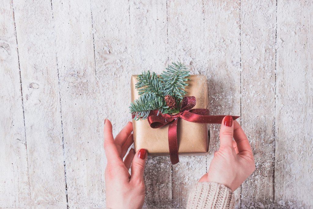 Ιδέες για περιτυλίγματα δώρων