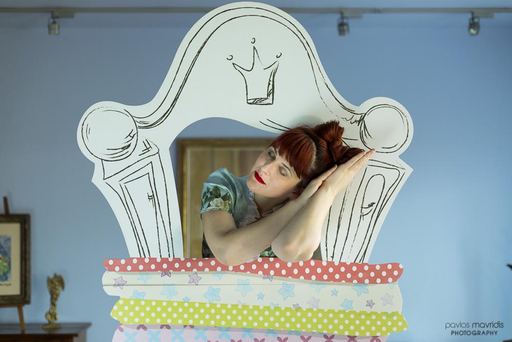 """""""Η πριγκίπισσα & το μπιζέλι"""" από το θέατρο Ρετρό"""