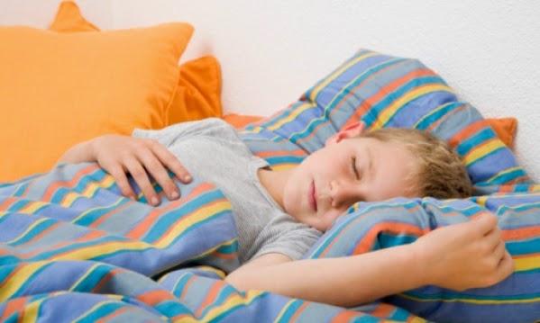 Παιδιά χωρίς μεσημεριανό ύπνο