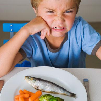 Το παιδί μου δεν τρώει…. Ν' ανησυχώ;