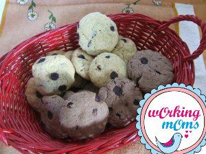 Cookies νηστίσιμα, της Αντριάνας!