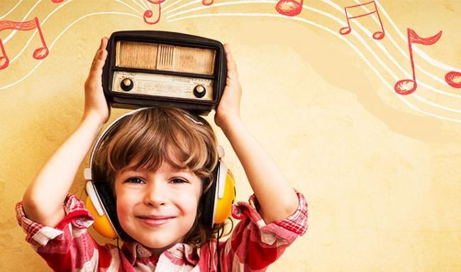 Οι ευεργετικές ιδιότητες της μουσικής στα παιδιά
