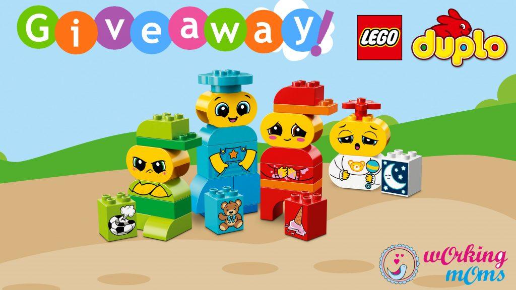 Πασχαλινός Διαγωνισμός LEGO