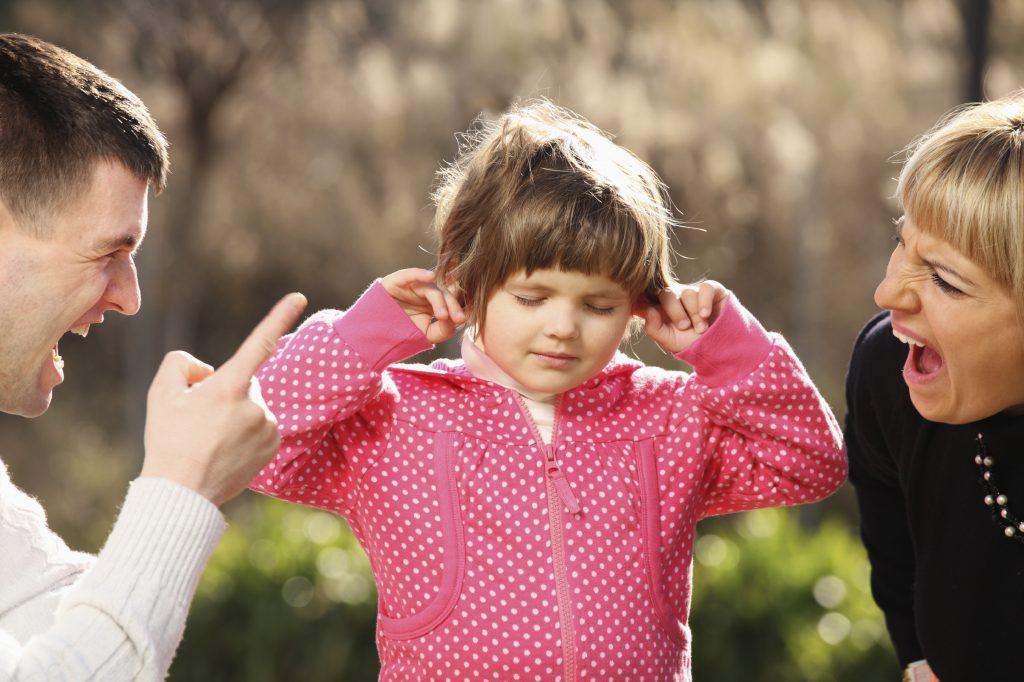 Τι νιώθει το παιδί σας όταν του φωνάζετε;