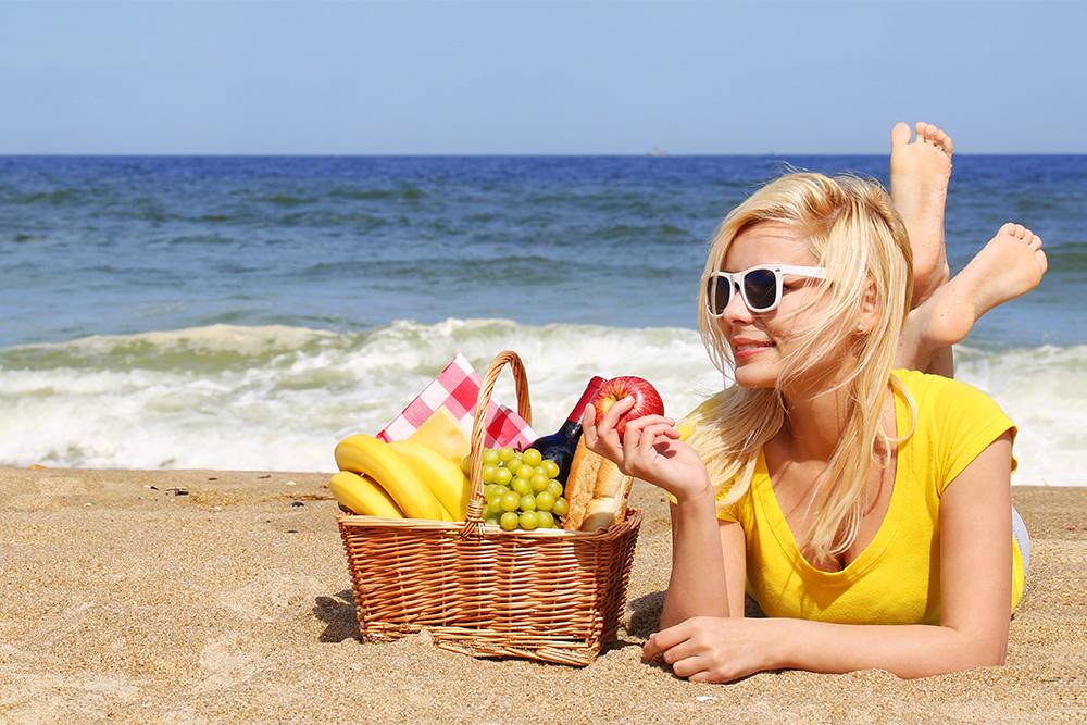Τροφές του καλοκαιριού που θα βελτιώσουν την υγεία και την εμφάνισή σας