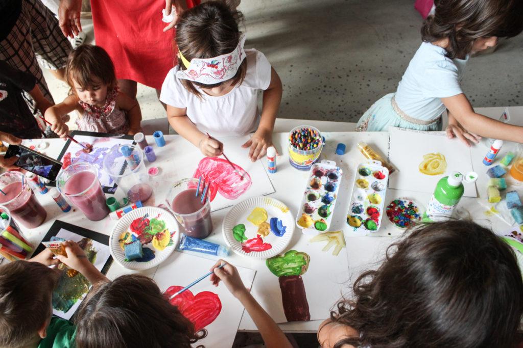 Μια ημέρα γεμάτηδημιουργικές δράσεις για το παιδί από το Bobos Arts Festival & Events