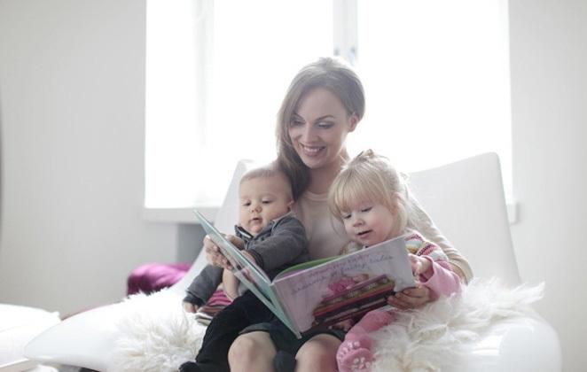 Γιατί διαβάζω παραμύθια κάθε βράδυ στα παιδιά μου;
