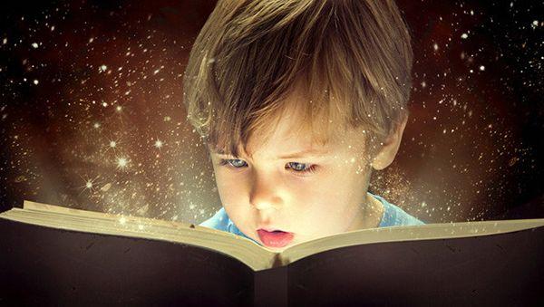 Παιδιά που διαβάζουν σήμερα, σκεπτόμενοι ενήλικες αύριο