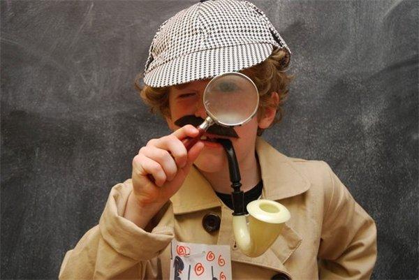 Είσαι παιδί και έχεις όνειρο να γίνεις αληθινός ντετέκτιβ;