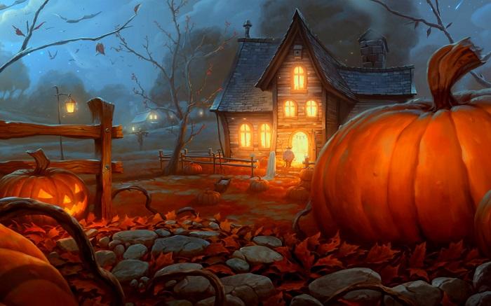 «Aidonakia Halloween» Τrick or Treat Party!