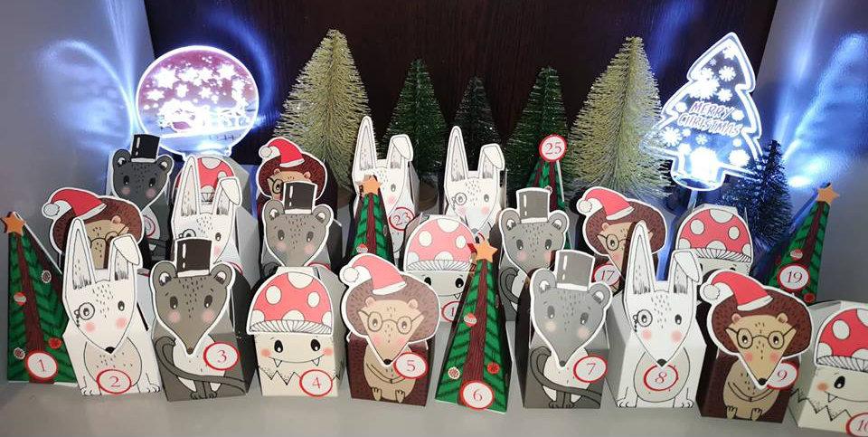 Εσείς φτιάξατε Ημερολόγιο Αντίστροφης Μέτρησης Χριστουγέννων;