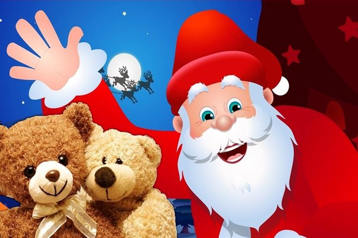 Ζήστε την μαγεία των Χριστουγέννων με παιδικές θεατρικές παραστάσεις