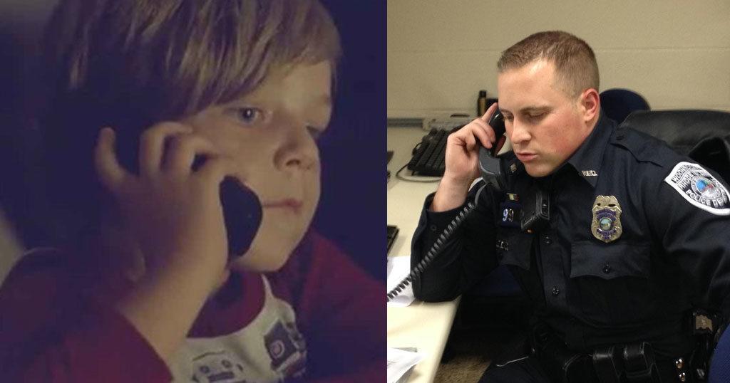 5χρονος καλεί την Αστυνομία ψάχνοντας τη μαμά του στον Παράδεισο
