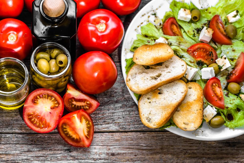 Η Μεσογειακή διατροφή βραβεύτηκε ως η καλύτερη διατροφή στον κόσμο!