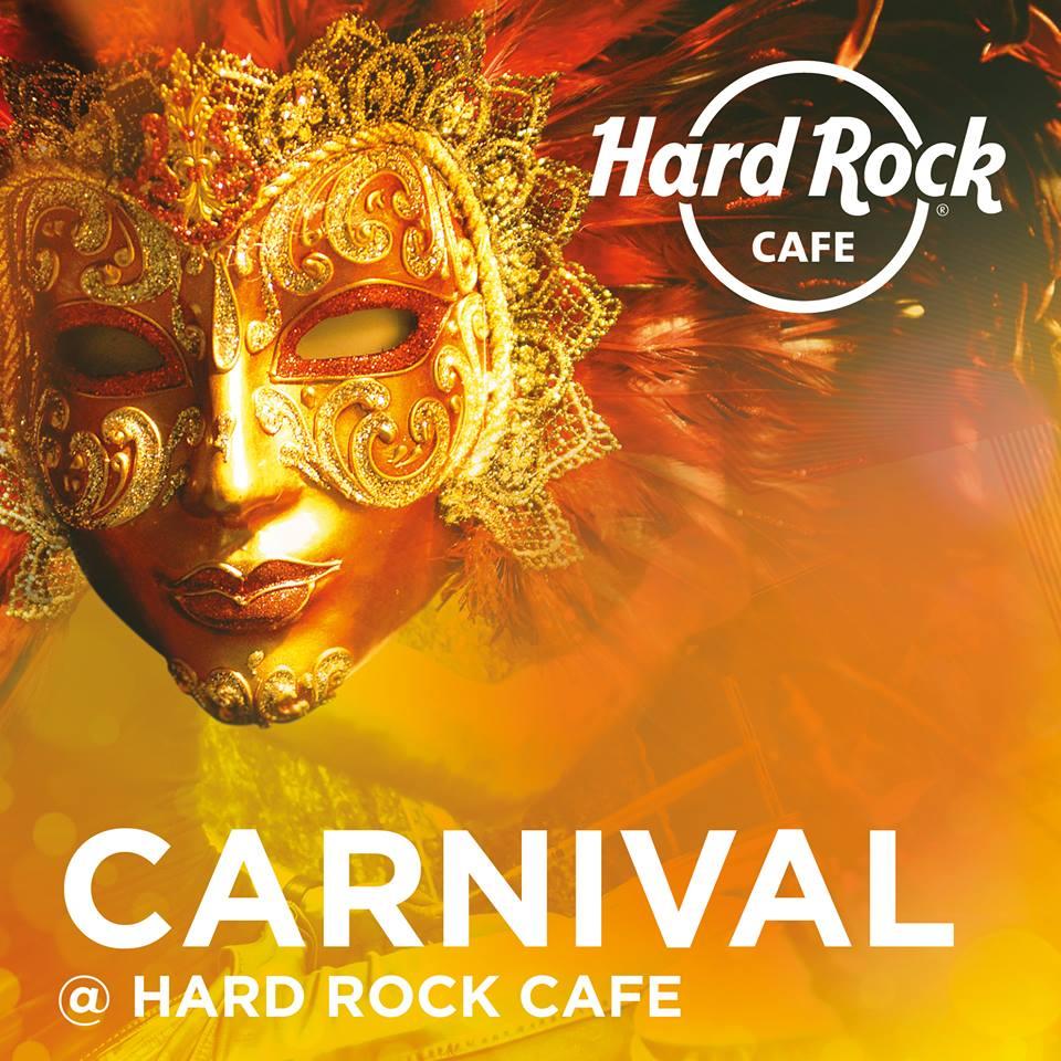 Απόκριες στο Hard Rock Cafe
