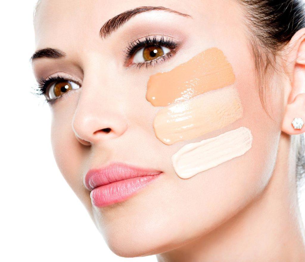 Πώς θα βρω το σωστό make up για την απόχρωση του δέρματός μου;