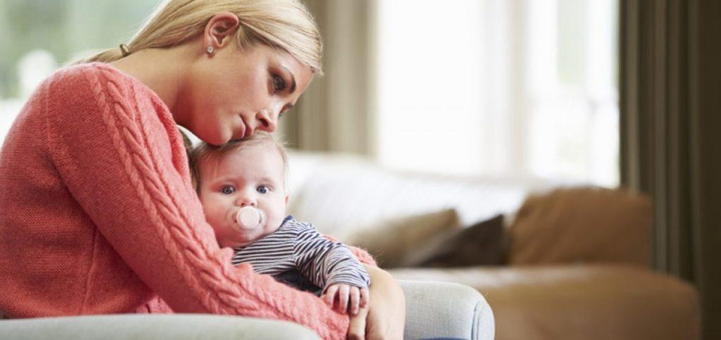 Οι τύψεις της χωρισμένης μαμάς
