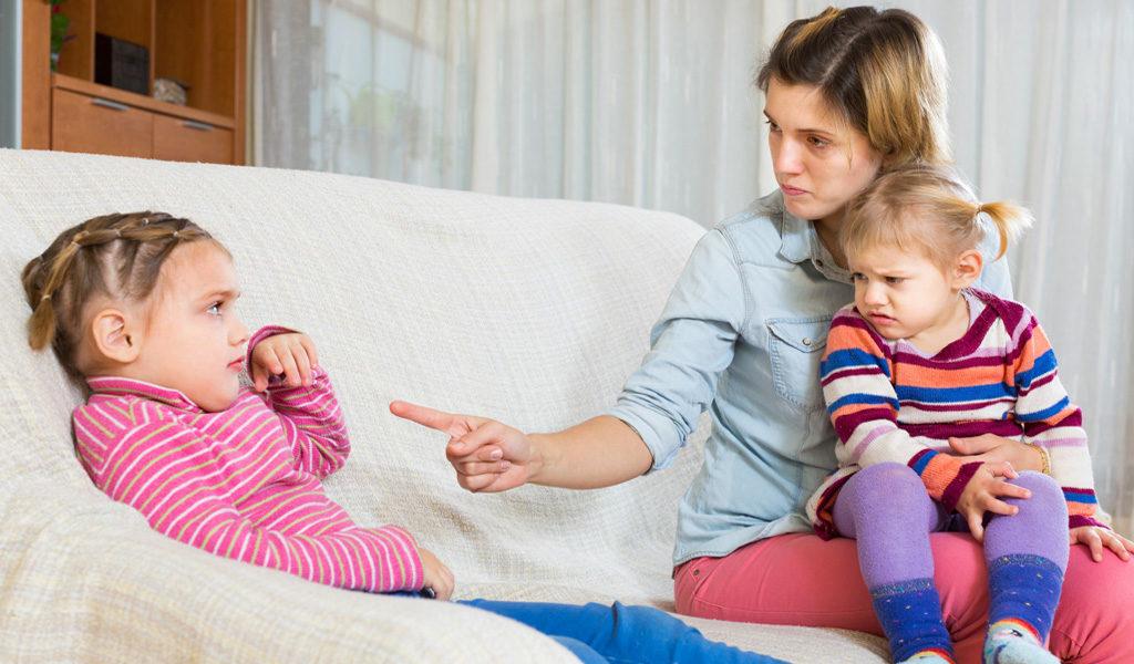 Τα πιο συχνά και σοβαρά λάθη που κάνουν οι γονείς με τα παιδιά τους