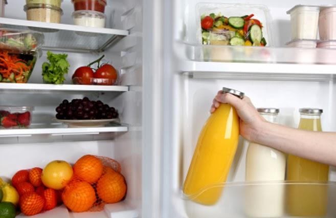 Οργανώστε το ψυγείο σας και χάστε βάρος