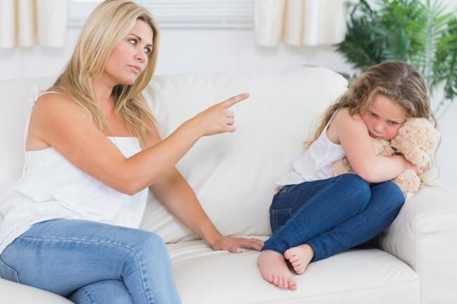 Πώς θα επανασυνδεθούμε με τα παιδιά μας μετά από ένα τσακωμό;