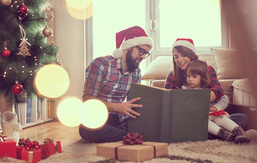 Μερικές φορές είμαστε τόσο απασχολημένοι που ξεχνάμε το πραγματικό νόημα των Χριστουγέννων
