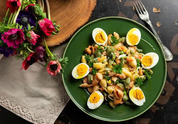 Τι θα φάμε σήμερα μαμά; Εβδομαδιαίο Πρόγραμμα Διατροφής 20 έως 26 Απριλίου