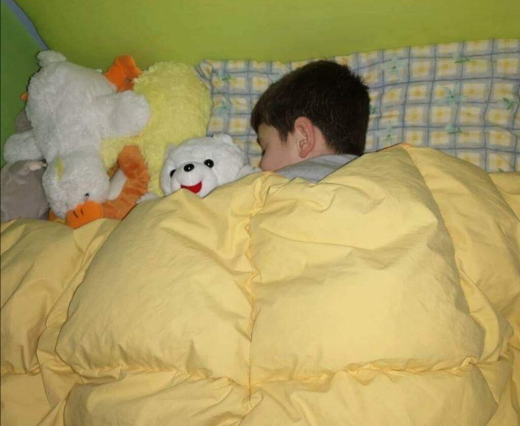 Tips για εύκολο παιδικό ύπνο