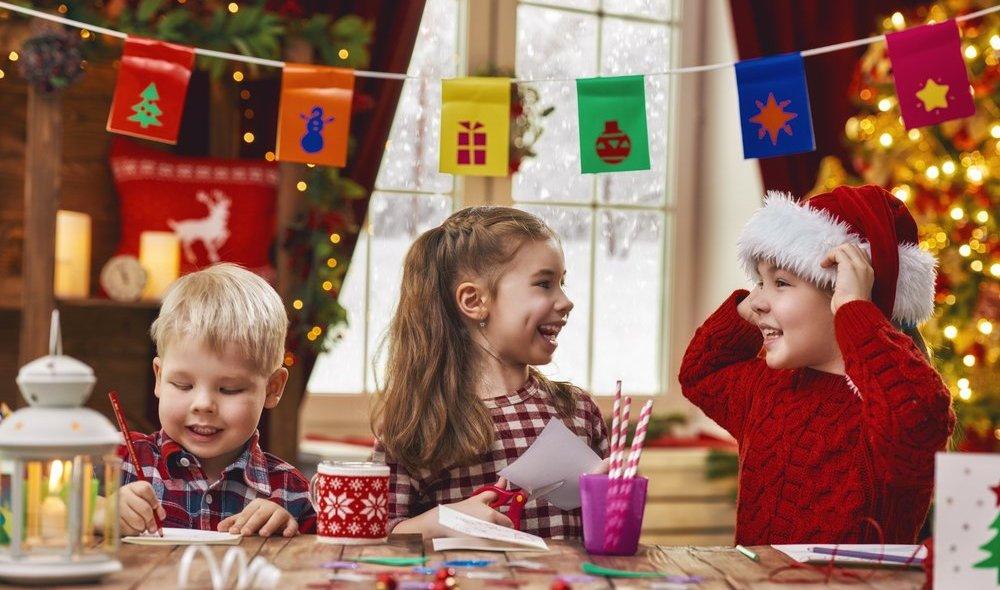 Πώς θα περάσουμε έναν μαγικό Δεκέμβρη με τα παιδιά;