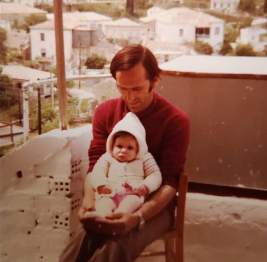 Τον πατέρα μου δεν τον θαύμαζα όπως οι περισσότερες κόρες