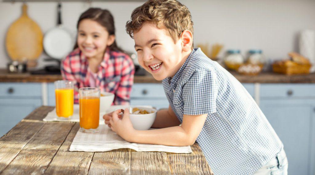 Τροφές που τονώνουν το ανοσοποιητικό των παιδιών