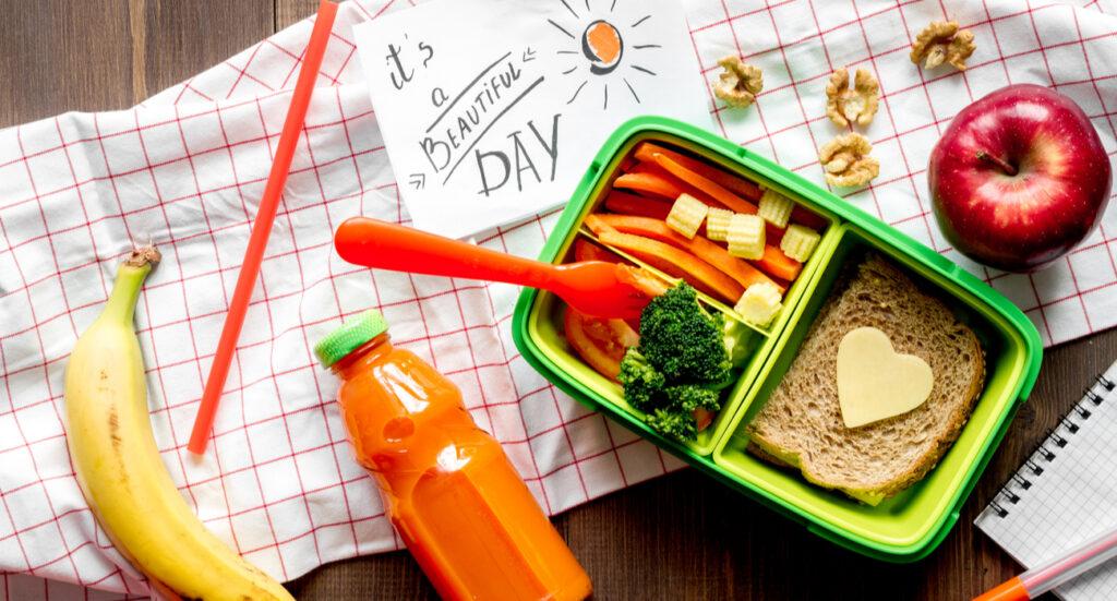 Παιδική διατροφή κατά τη διάρκεια της σχολικής χρονιάς