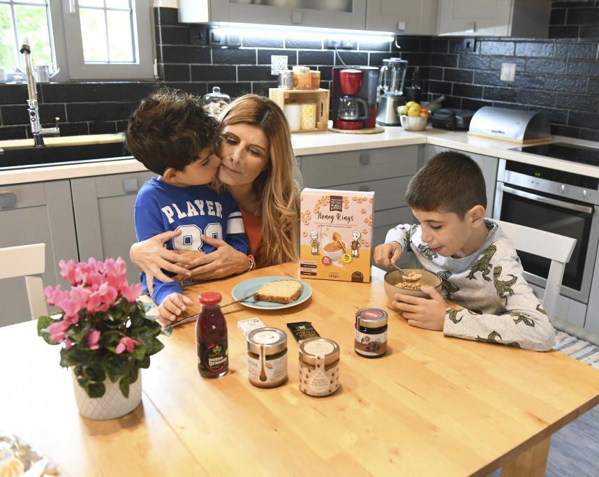 10 υγιεινές τροφές που λατρεύουν τα παιδιά μου